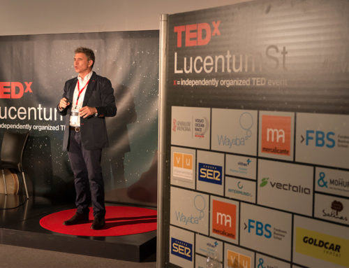 TEDX LUCENTUMST 2014