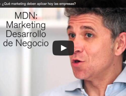 ¿Qué marketing deben aplicar hoy las empresas?