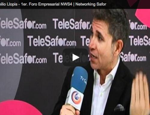 1er. Foro Empresarial NWS4 | Networking Safor