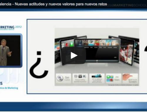 HEM 2012 Valencia – Nuevas actitudes y nuevos valores para nuevos retos